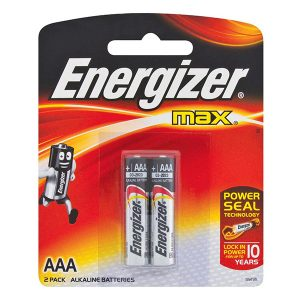 pin aaa energizer e92bp2