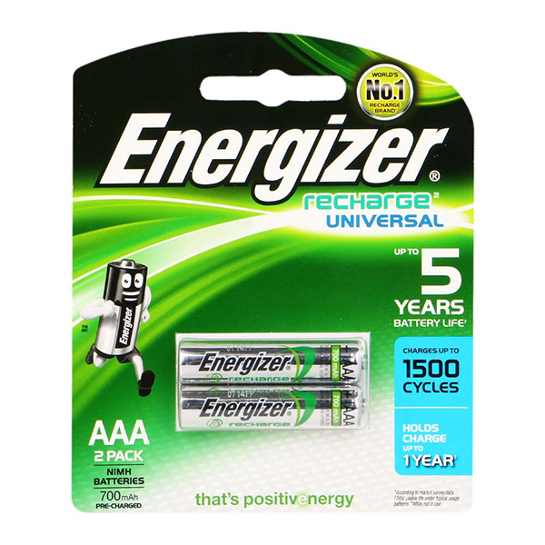 Pin sạc aaa energizer
