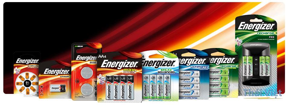 Đại lý Pin Energizer