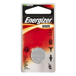 Pin cr2025 energizer