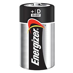 Pin D Energizer
