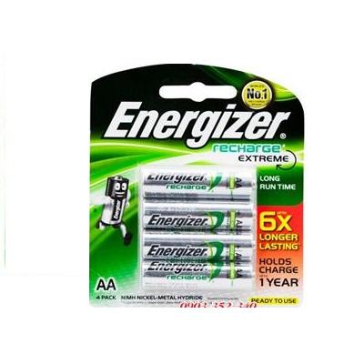 Pin Sạc aaa Energizer NH15ERP4 vỉ 4 viên